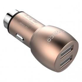 Orico Car Charger Dual USB - UCM-2U - Golden