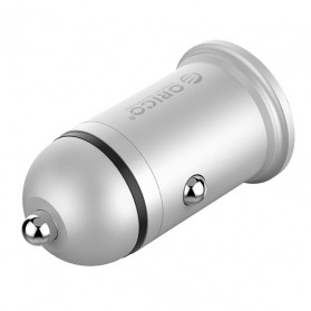Orico Car Charger Dual USB Port 2.1A - UPI-2U - Silver