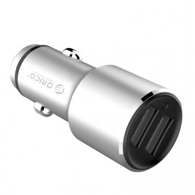Orico Car Charger Dual USB Port 2.1A - UPJ-2U - Gray - 2