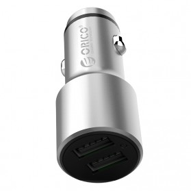 Orico Car Charger Dual USB Port 2.1A - UPJ-2U - Gray - 3