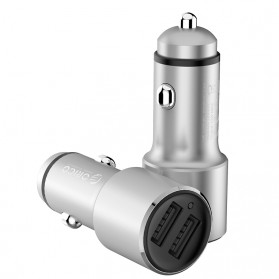 Orico Car Charger Dual USB Port 2.1A - UPJ-2U - Gray - 4