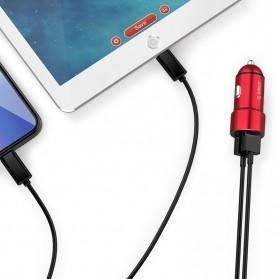Orico Car Charger Dual USB Port 2.1A - UPM-2U - Gray - 2