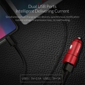 Orico Car Charger Dual USB Port 2.1A - UPM-2U - Gray - 5