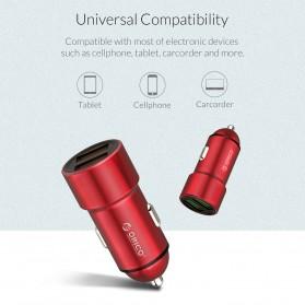 Orico Car Charger Dual USB Port 2.1A - UPM-2U - Gray - 6