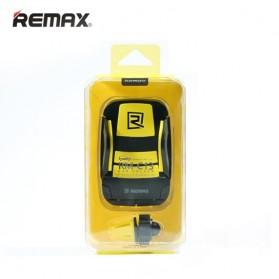 Remax Air Vent Smartphone Holder - RM-C13 - Black/Yellow - 3