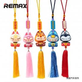 Remax Zhuaimao Car Decoration Pendants Hanging Figure - Model 3 - 2