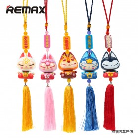 Remax Zhuaimao Car Decoration Pendants Hanging Figure - Model 4 - 2