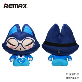 Remax Zhuaimao Decoration Doll Cute Figure - Model 4 - Multi-Color