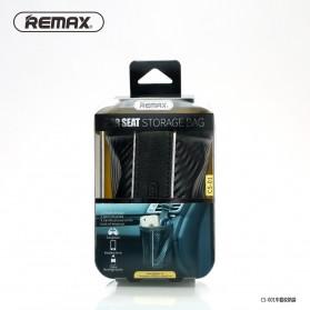 Remax Car Storage Bag - CS-001 - Black - 11