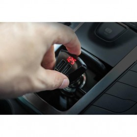 Remax Charger Mobil Alien Series Car Charger 2 USB 3.4A - RCC-208 - Black - 5