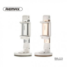 Remax Dashboard Universal Car Holder for Smartphone - RM-C23 - White/Silver - 5