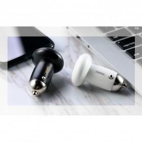Remax Mushroom Dual USB Car Charger 2.1A - RCC210 - Black - 5