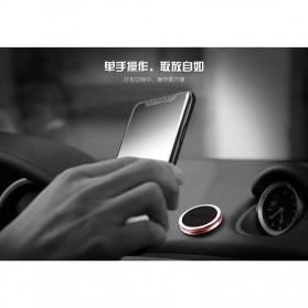 REMAX 360 Degree Smartphone Car Holder Magnetic - RM-C30 - Black - 2