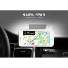 REMAX 360 Degree Smartphone Car Holder Magnetic - RM-C30 - Black - 3