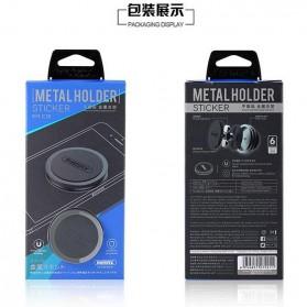 REMAX 360 Degree Smartphone Car Holder Magnetic - RM-C30 - Black - 8