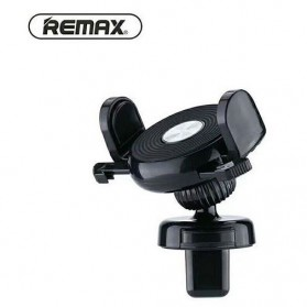 Remax Air Vent Universal Car Holder for Smartphone - RM-C32 - Black/Yellow