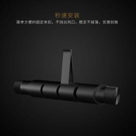 Remax Parfum Mobil Car Air Vent Clip Aroma Sticks - RM-C34 - Black - 2