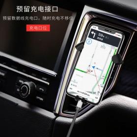 Remax Car Air Vent Smartphone Gravity Holder - RM-C31 - Black - 5