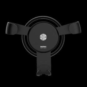 Remax Car Air Vent Smartphone Gravity Holder - RM-C31 - Black - 7