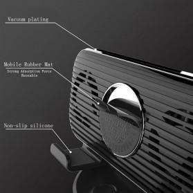 Remax Car Holder Charger Smartphone dengan 2 Cooling Fan - RT-EM14 - Black - 8