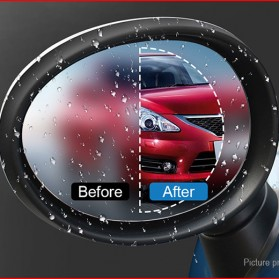 Remax Proda Nano Coating Anti-fog Spion Mobil Protective Film - Circle