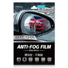 Remax Proda Nano Coating Anti-fog Spion Mobil Protective Film - Circle - 4