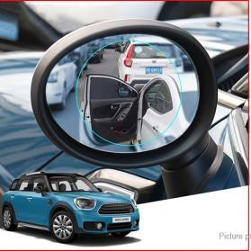 Remax Proda Nano Coating Anti-fog Spion Mobil Protective Film - Circle - 8