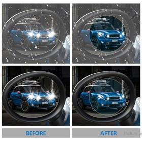 Remax Proda Nano Coating Anti-fog Spion Mobil Protective Film - Circle - 10