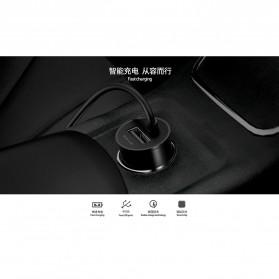 Remax Rhea Series Car Charger 3 Port 3.1A - RCC401 - Black - 6