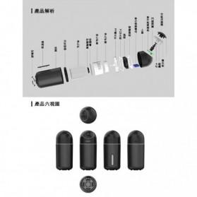 Remax Life Shield Series Car Air Purifier - RL-CE05 - Deep Gray - 5
