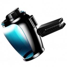 Baseus Zeolite Stone Fragrance Air Purifier Parfum Mobil - AMROU-03 - Blue