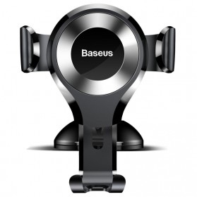 Baseus Osculum Car Holder Smartphone - Black