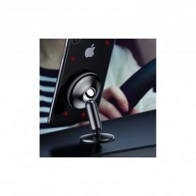 Baseus Bullet Magnetic Car Holder Smartphone - Black - 4