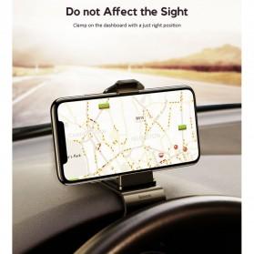Baseus Universal Smartphone Car Holder Clip - SUDZ-01 - Black - 3