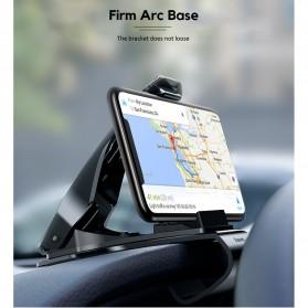 Baseus Universal Smartphone Car Holder Clip - SUDZ-01 - Black - 5