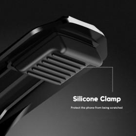 Baseus Universal Smartphone Car Holder Clip - SUDZ-01 - Black - 8