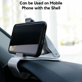 Baseus Universal Smartphone Car Holder Clip - SUDZ-01 - Black - 10