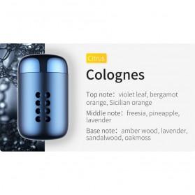 Baseus Parfum Mobil Car Air Vent Clip Aroma Sticks Citrus 5 PCS - PD01 - Black - 9