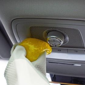 Baseus Glue Gum Car Cleaner Soft Gel Lem Karet Pembersih Debu Air Vent - Yellow - 11