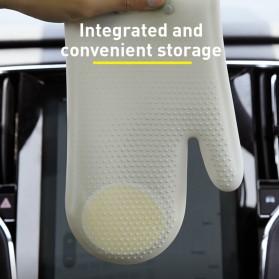 Baseus Glue Gum Car Cleaner Soft Gel Lem Karet Pembersih Debu Air Vent - Yellow - 7