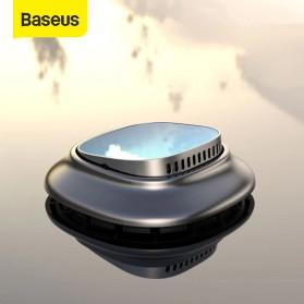 Baseus Parfum Mobil Car Fragrance Aromatherapy Air Freshener - SUXUN-AH0G - Black