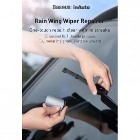 Baseus Rain Wing Alat Reparasi Wiper Mobil Car Repairer - CRXFQ-0A - Black - 10