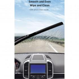 Baseus Rain Wing Alat Reparasi Wiper Mobil Car Repairer - CRXFQ-0A - Black - 6