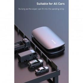 Baseus Rain Wing Alat Reparasi Wiper Mobil Car Repairer - CRXFQ-0A - Black - 7
