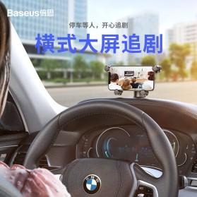 Baseus Car Holder Smartphone Horizontal Screen Gravity - SUYL-HP01 - Black - 8