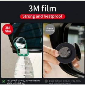 Baseus Kaca Spion Cembung Wide Angle Blindspot Rearview Mirror 2 PCS - ACMDJ-01 - Transparent - 4