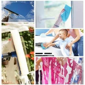 Baseus Pil Sabun Pembersih Wiper Kaca Mobil Solid Auto Glass Cleaner 12 PCS - CRBLS-02 - White - 5