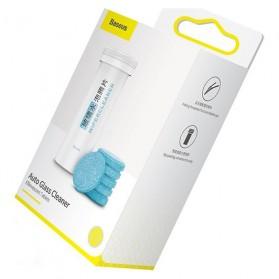 Baseus Pil Sabun Pembersih Wiper Kaca Mobil Solid Auto Glass Cleaner 12 PCS - CRBLS-02 - White - 10