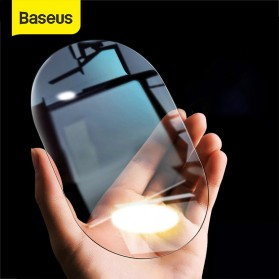 Baseus Sticker Oval Kaca Spion Rainproof Waterproof Protective 135x95mm 2 PCS - SGFY-C02 - Transparent