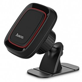 HOCO Lotto Series Smartphone Car Holder Magnetic - CA24 - Black